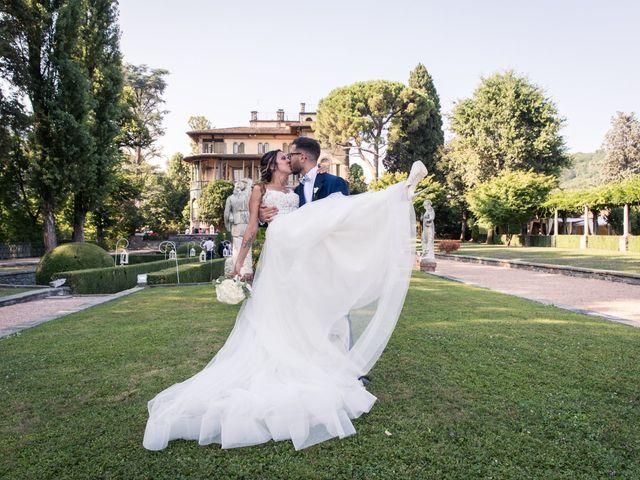 Il matrimonio di Davide e Alessandra a Cesano Boscone, Milano 21