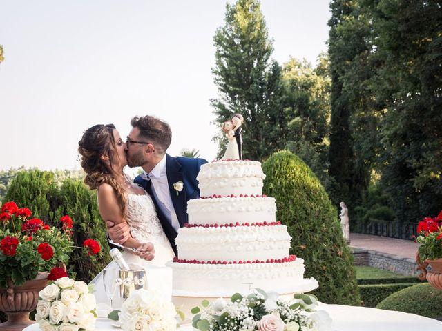 Il matrimonio di Davide e Alessandra a Cesano Boscone, Milano 22
