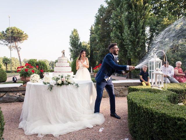 Il matrimonio di Davide e Alessandra a Cesano Boscone, Milano 23