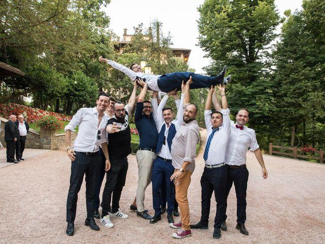 Il matrimonio di Davide e Alessandra a Cesano Boscone, Milano 26
