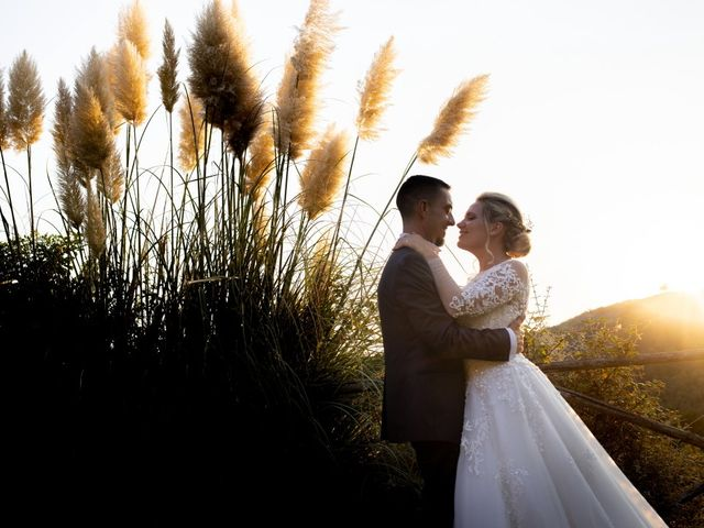 Le nozze di Diego e Alessia