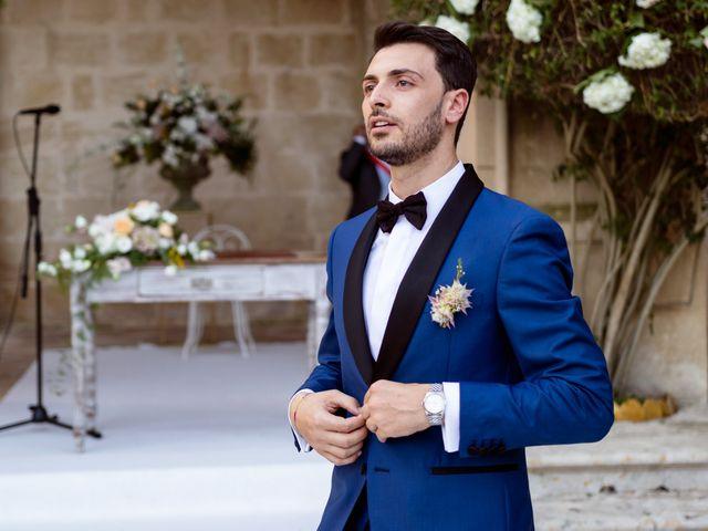 Il matrimonio di Raffaele e Giada a Muro Leccese, Lecce 26