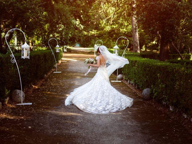 Il matrimonio di Raffaele e Giada a Muro Leccese, Lecce 27