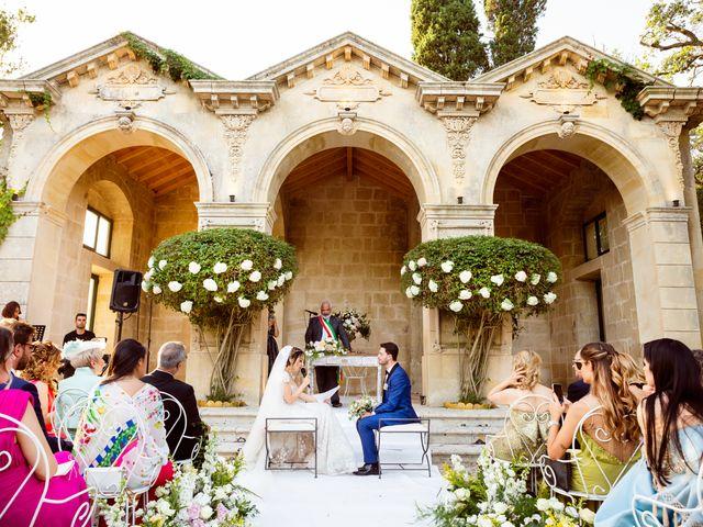 Il matrimonio di Raffaele e Giada a Muro Leccese, Lecce 32