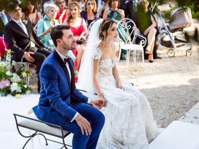 Il matrimonio di Raffaele e Giada a Muro Leccese, Lecce 33