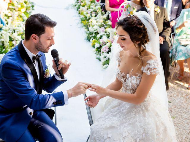 Il matrimonio di Raffaele e Giada a Muro Leccese, Lecce 35