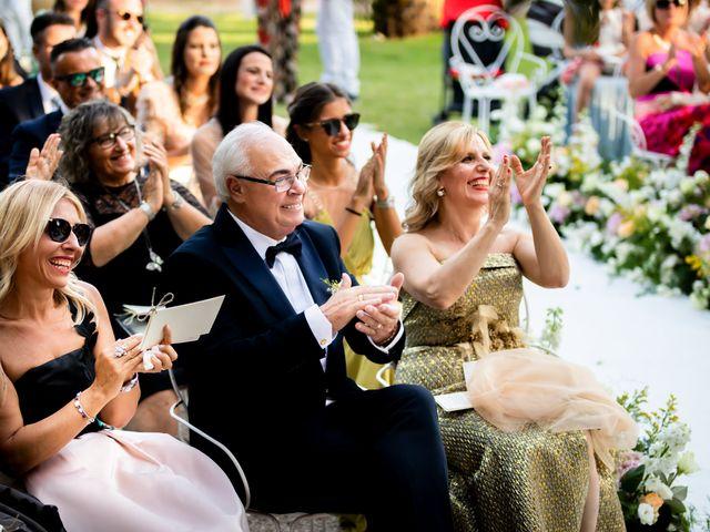 Il matrimonio di Raffaele e Giada a Muro Leccese, Lecce 36