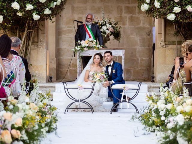 Il matrimonio di Raffaele e Giada a Muro Leccese, Lecce 37