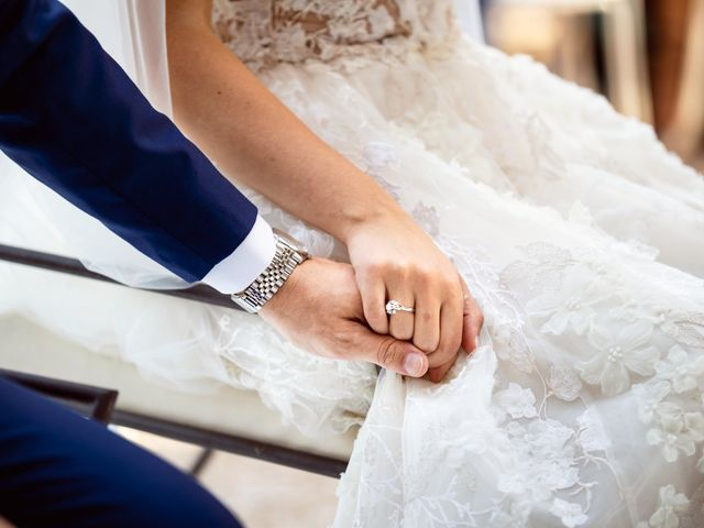 Il matrimonio di Raffaele e Giada a Muro Leccese, Lecce 38