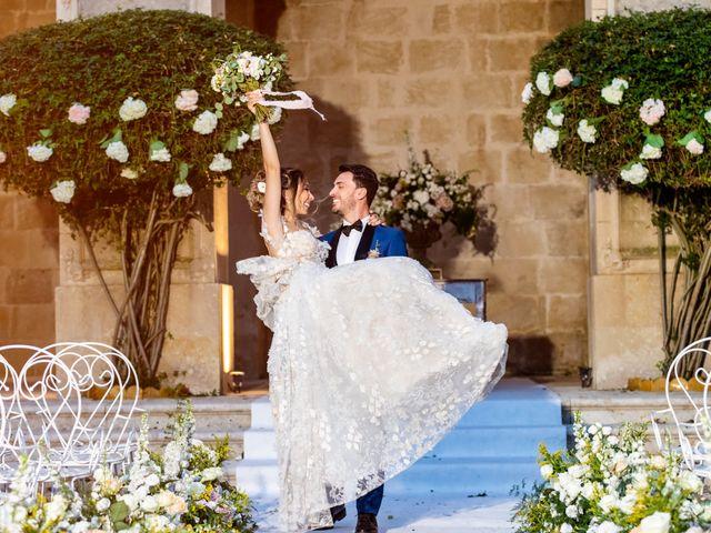 Il matrimonio di Raffaele e Giada a Muro Leccese, Lecce 39