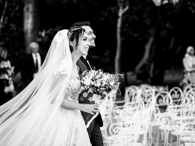 Il matrimonio di Raffaele e Giada a Muro Leccese, Lecce 41