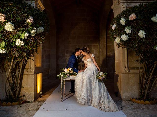 Il matrimonio di Raffaele e Giada a Muro Leccese, Lecce 43