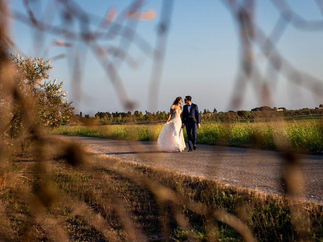 Il matrimonio di Raffaele e Giada a Muro Leccese, Lecce 44