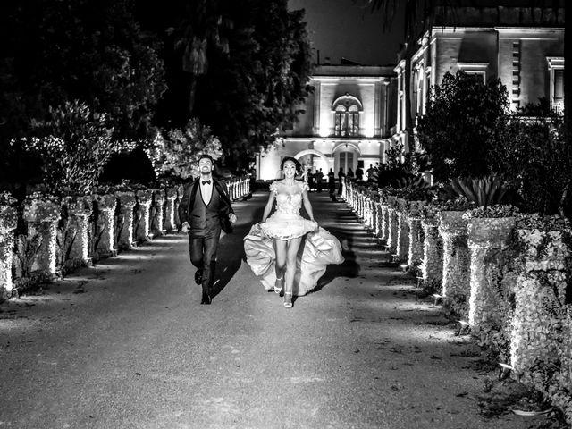 Il matrimonio di Raffaele e Giada a Muro Leccese, Lecce 55