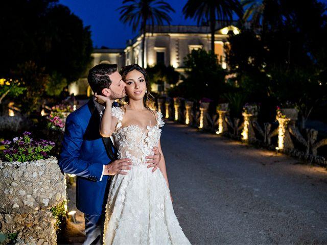 Il matrimonio di Raffaele e Giada a Muro Leccese, Lecce 56