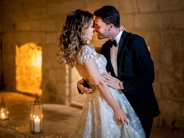 Il matrimonio di Raffaele e Giada a Muro Leccese, Lecce 67