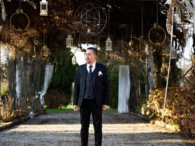 Il matrimonio di Gareth e Erika a Padova, Padova 21
