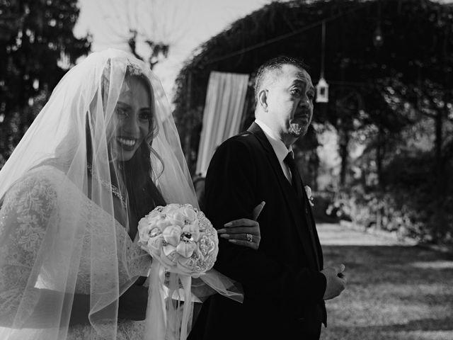 Il matrimonio di Gareth e Erika a Padova, Padova 22