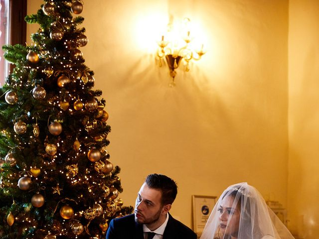 Il matrimonio di Gareth e Erika a Padova, Padova 23