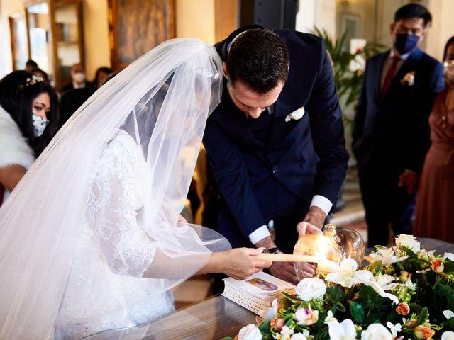 Il matrimonio di Gareth e Erika a Padova, Padova 24