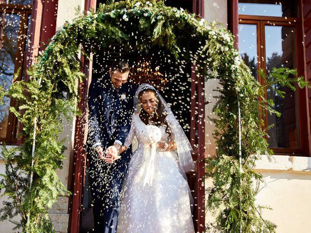Il matrimonio di Gareth e Erika a Padova, Padova 28