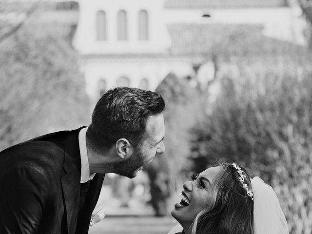 Il matrimonio di Gareth e Erika a Padova, Padova 32