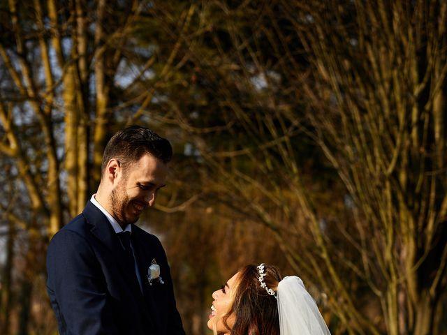 Il matrimonio di Gareth e Erika a Padova, Padova 33