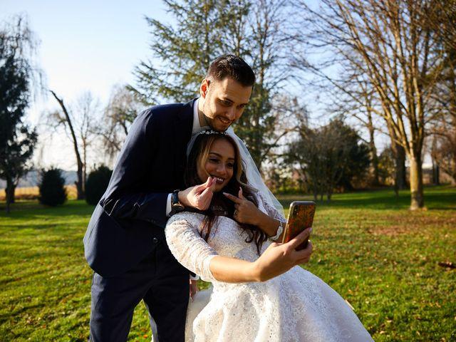 Il matrimonio di Gareth e Erika a Padova, Padova 35