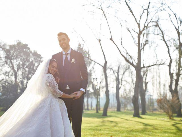 Il matrimonio di Gareth e Erika a Padova, Padova 34