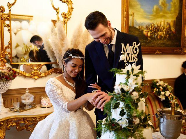 Il matrimonio di Gareth e Erika a Padova, Padova 39