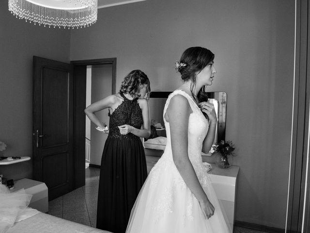 Il matrimonio di Stefano e Alessia a Rio Saliceto, Reggio Emilia 5