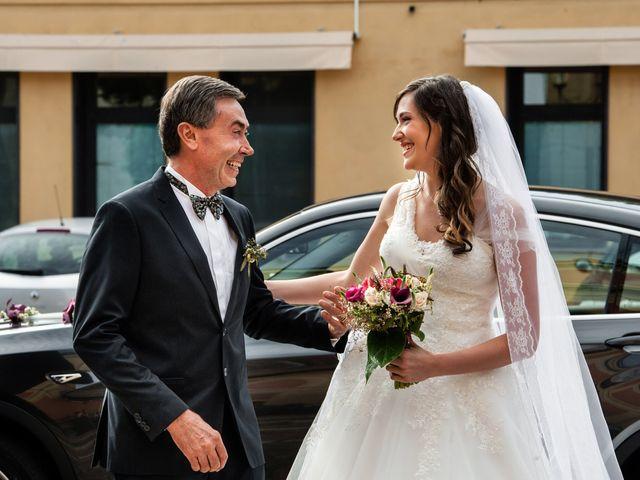 Il matrimonio di Stefano e Alessia a Rio Saliceto, Reggio Emilia 9