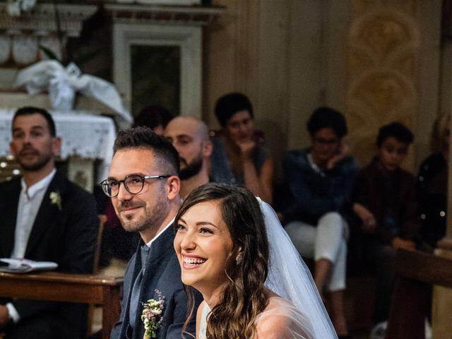 Il matrimonio di Stefano e Alessia a Rio Saliceto, Reggio Emilia 10
