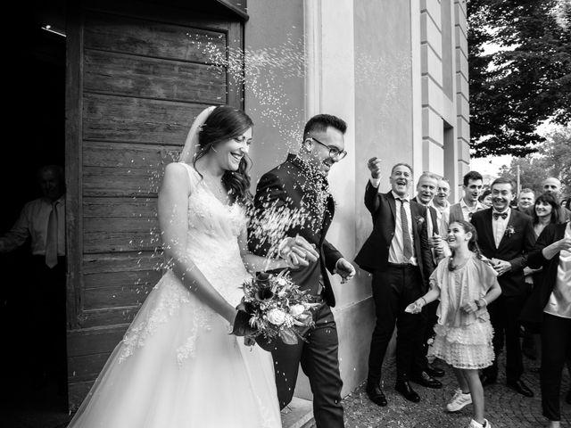 Il matrimonio di Stefano e Alessia a Rio Saliceto, Reggio Emilia 11