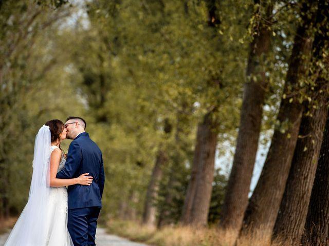 Il matrimonio di Stefano e Alessia a Rio Saliceto, Reggio Emilia 12