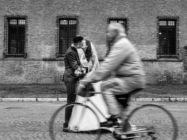 Il matrimonio di Stefano e Alessia a Rio Saliceto, Reggio Emilia 16