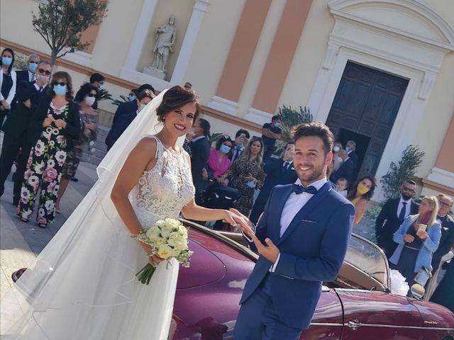 Il matrimonio di Valerio e Federica a Balestrate, Palermo 1