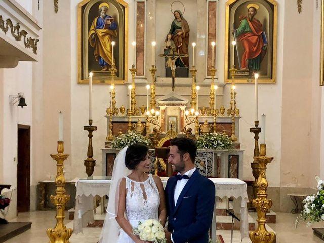 Il matrimonio di Valerio e Federica a Balestrate, Palermo 3