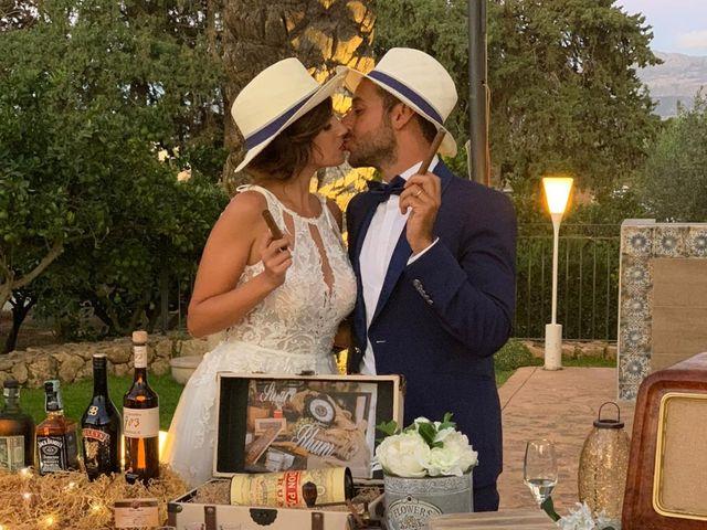Il matrimonio di Valerio e Federica a Balestrate, Palermo 8