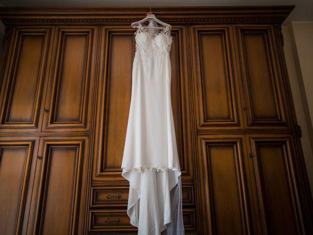 Il matrimonio di Fabio e Sabrina a Montegioco, Alessandria 3