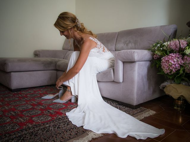 Il matrimonio di Fabio e Sabrina a Montegioco, Alessandria 11