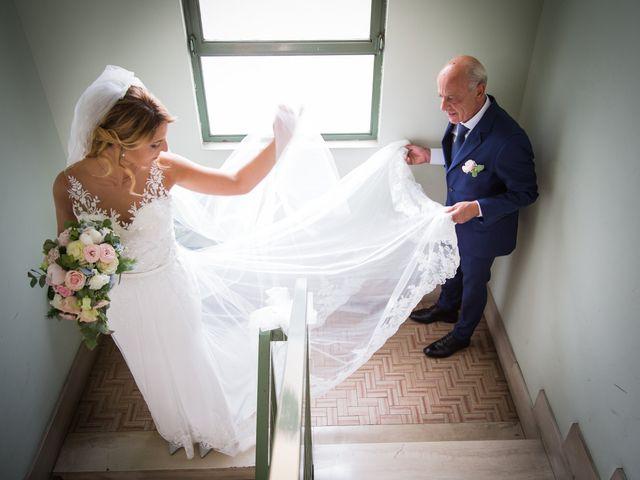 Il matrimonio di Fabio e Sabrina a Montegioco, Alessandria 14