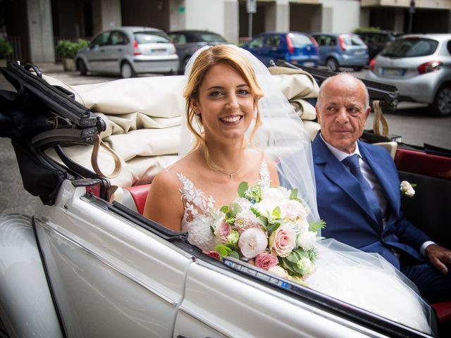 Il matrimonio di Fabio e Sabrina a Montegioco, Alessandria 17