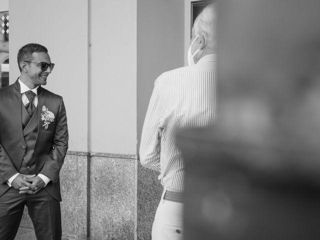 Il matrimonio di Fabio e Sabrina a Montegioco, Alessandria 23