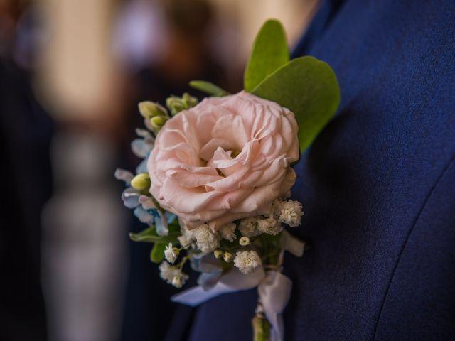 Il matrimonio di Fabio e Sabrina a Montegioco, Alessandria 24