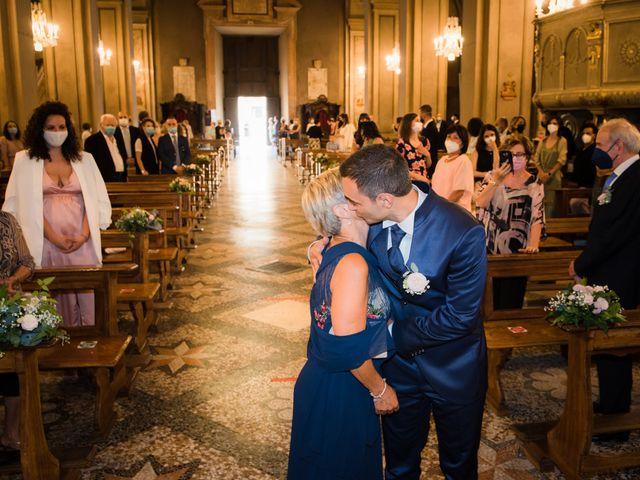 Il matrimonio di Fabio e Sabrina a Montegioco, Alessandria 26