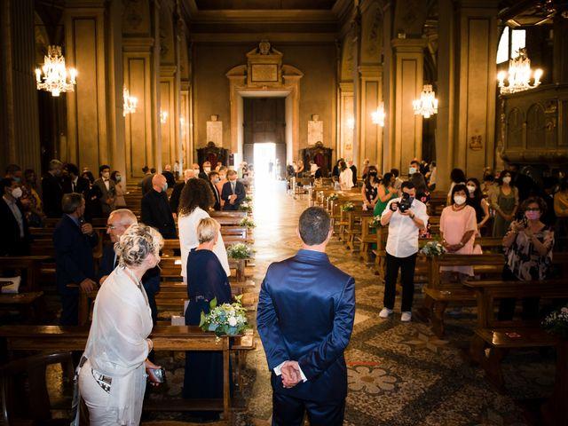 Il matrimonio di Fabio e Sabrina a Montegioco, Alessandria 27