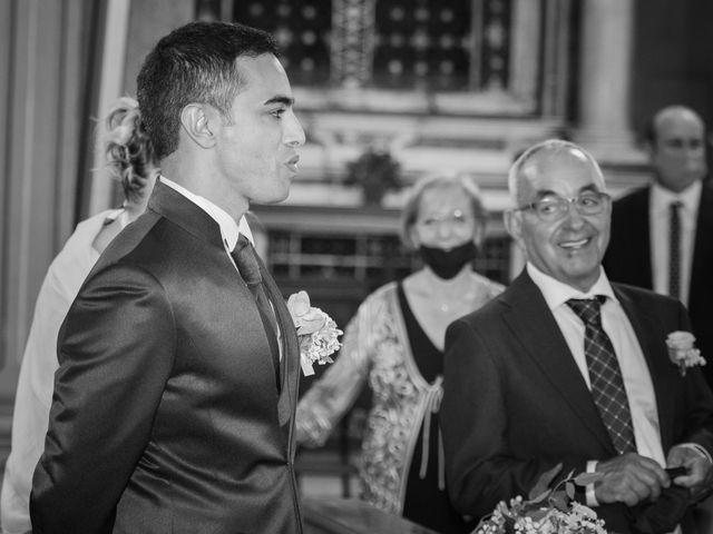 Il matrimonio di Fabio e Sabrina a Montegioco, Alessandria 28