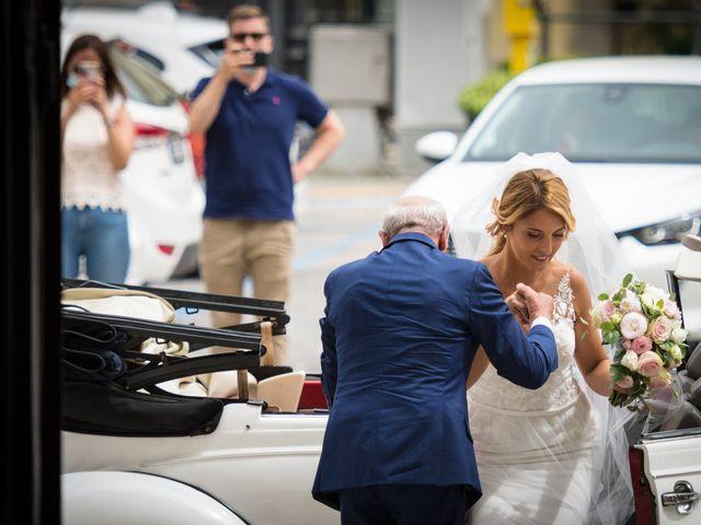 Il matrimonio di Fabio e Sabrina a Montegioco, Alessandria 29