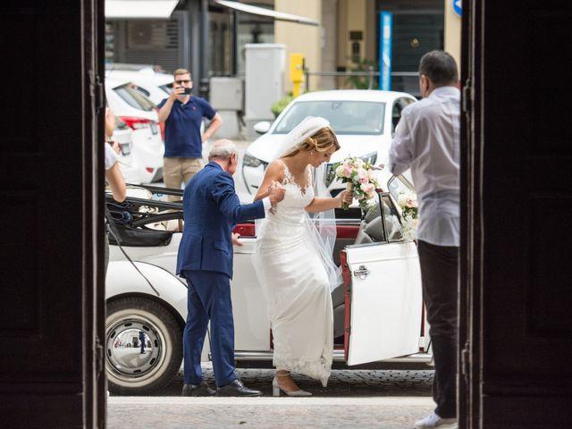 Il matrimonio di Fabio e Sabrina a Montegioco, Alessandria 30